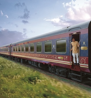 India Luxury Trains Tour